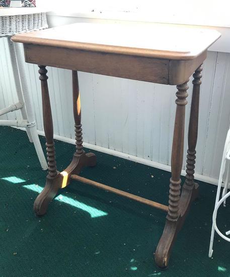 Antique Ash side table