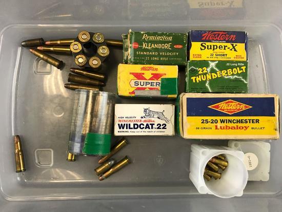 Group of ammunition