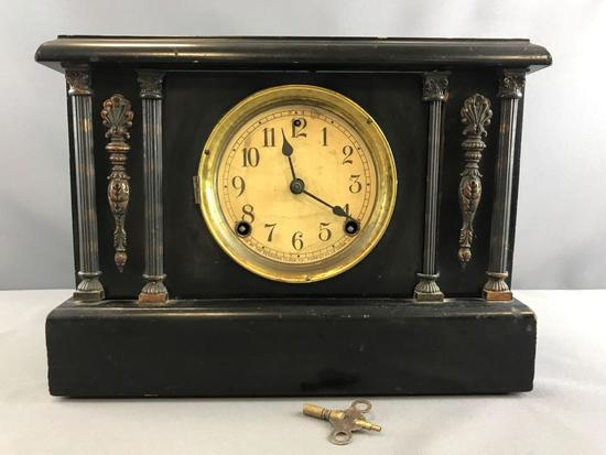 Mantle clock by Sessions Clock Co