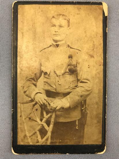 Military Portrait Photograph
