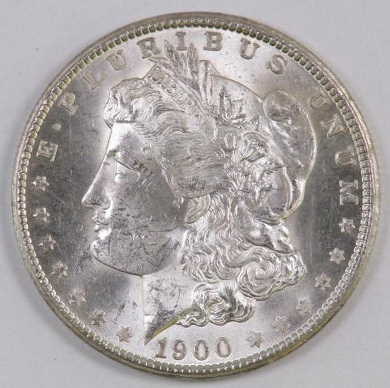 1900 O Morgan Silver Dollar.