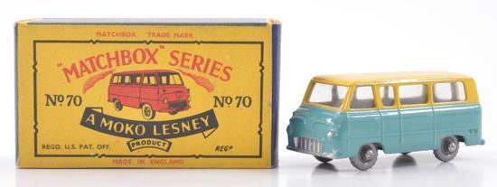 Matchbox No. 70 Thames Estate Car Die-Cast Car with Original Box