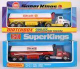 Repro Box Matchbox SuperKings K-17 Scammel Crusader Container Truck