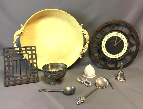 Group of Vintage Miscellaneous Decor