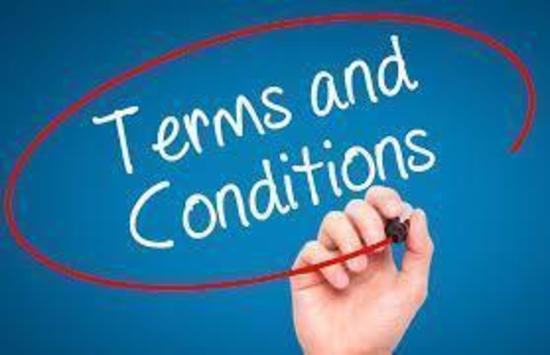 Terms and Condition for Bidding... Please Read... Important Information About Bidding, Pick Up