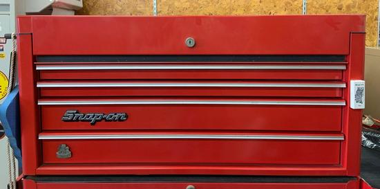 Snap on top stack tool chest