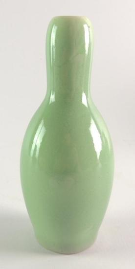 Vintage (1915) Rookwood Green Art Pottery Bud Vase