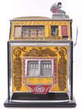 Antique Watling Treasury 5 Cent Slot Machine