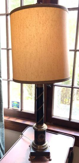 Vintage Ornate table lamp