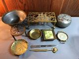 Group of Vintage decor items