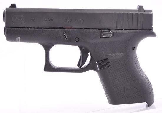 Glock Model 42 .380 Auto Cal. Semi Auto Pistol