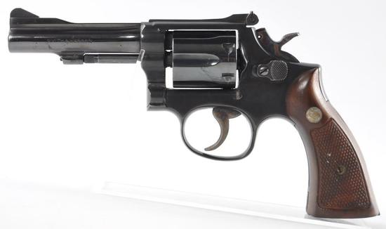 Smith and Wesson Model 15-4 .38 S&W Special Revolver