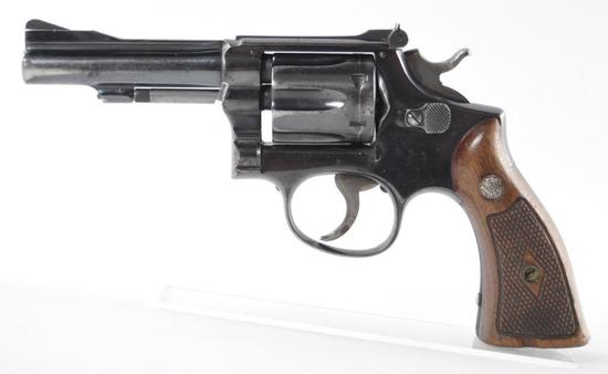 Smith and Wesson Model K-22 .22 LR Cal. Revolver