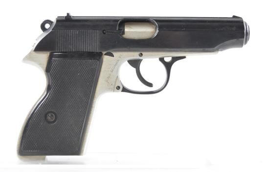 C.A.F. PA-63 9mm Cal. Semi Auto Pistol with Holster