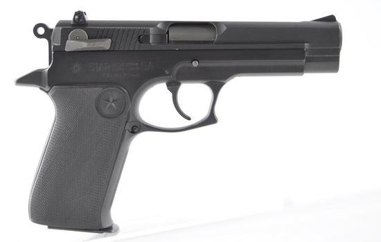 Interarms Star SA Model .30 M1 Starfire 9mm Semi Auto Pistol with Case