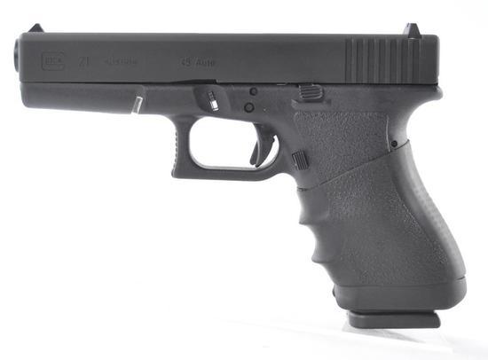 Glock Model 12 .45 Auto Cal. Semi Auto Pistol with Case