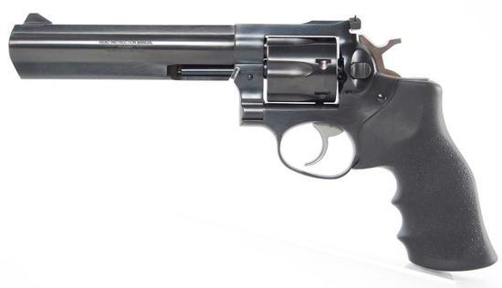 Ruger GP100 .357 Magnum Cal. Revolver with Case