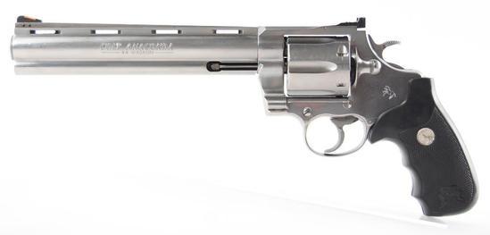 Colt Anaconda .44 Magnum Cal. Revolver with Case
