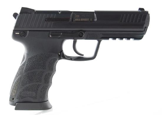 Heckler and Koch HK45 .45 Semi Auto Pistol with Case