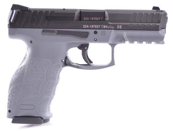 Heckler and Koch Model VP9 9mm x 19 Cal. Semi Auto Pistol with Original Case
