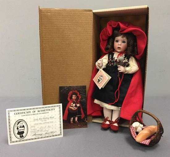 Lawtons Little Red Riding Hood Doll