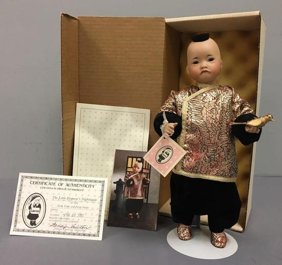 Lawtons The Little Emperors Nightingale Doll