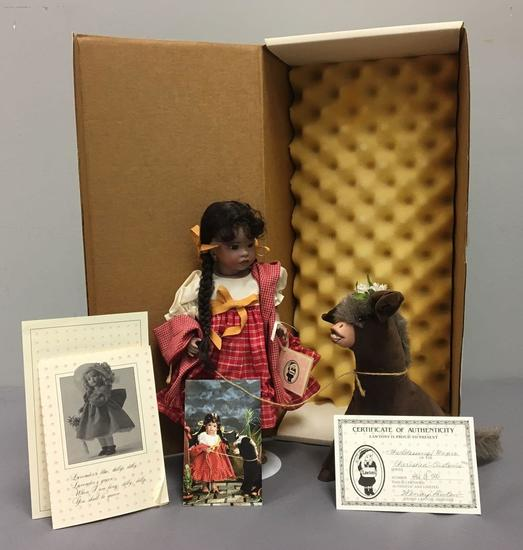 Lawtons The Blessing/Mexico Limited Edition Doll