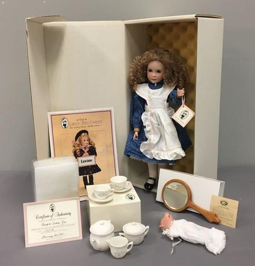 Lawtons Alice in Wonderland Through The Looking Glass Doll
