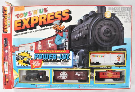 "Toys ""R"" Us Exclusive Express HO Scale Train Set"