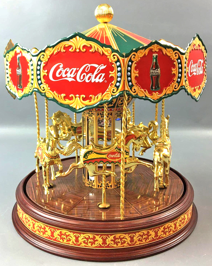 ONLINE ONLY - Coca Cola Collectibles Auction