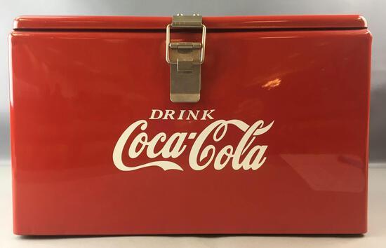 Vintage Coca-Cola Pleasure Pal Fantasy Cooler