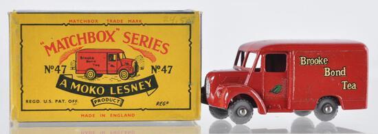 Matchbox No. 47 Trojan Die-Cast Vehicle with Original Box