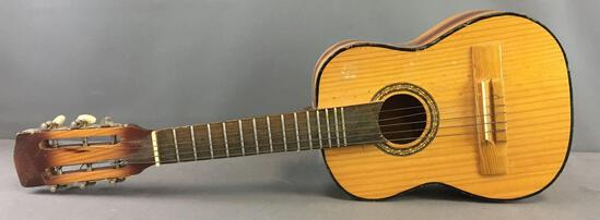 Childs Wooden Acoustic Guitar