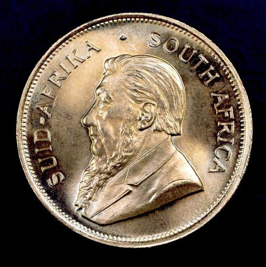 1982 South Africa Krugerand .999 Gold 1oz.