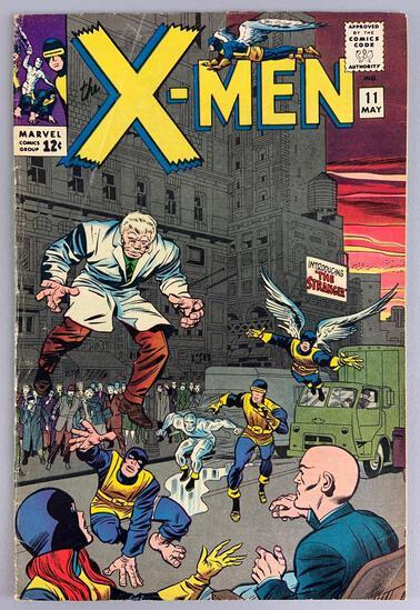 Marvel Comics X-Men No. 11 Comic Book