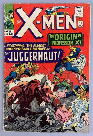 Marvel Comics X-Men No. 12 Comic Book