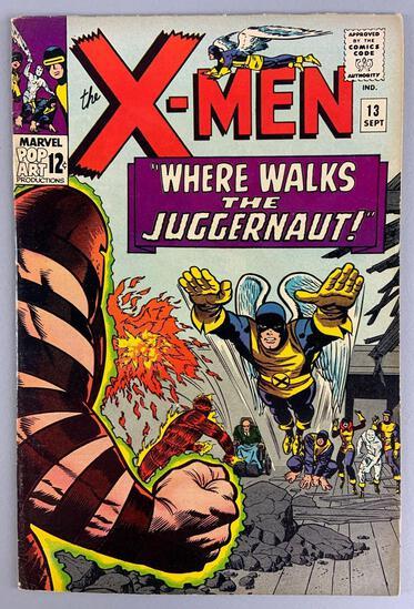 Marvel Comics X-Men No. 13 Comic Book