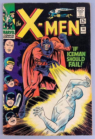 Marvel Comics X-Men No. 18 Comic Book