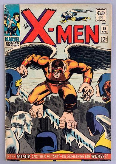 Marvel Comics X-Men No. 19 Comic Book