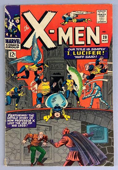 Marvel Comics X-Men No. 20 Comic Book