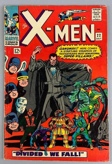 Marvel Comics X-Men No. 22 Comic Book