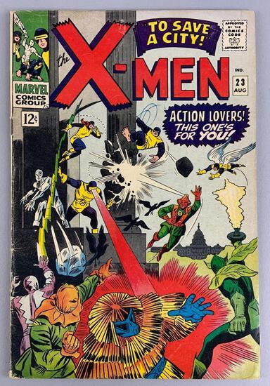 Marvel Comics X-Men No. 23 Comic Book
