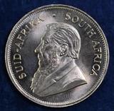 1982 South Africa 1oz. .999 Gold Krugerand.
