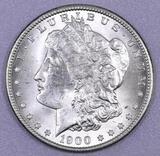 1900 O Morgan Silver Dollar,