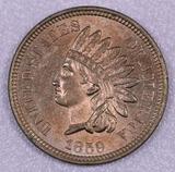 1859 CN Indian Head Cent.