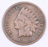 1909 S Indian Head Cent.