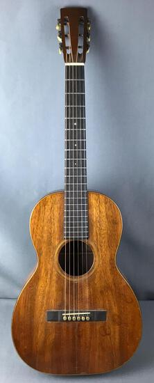 Antique 1926 C.F. Martin & Co. model 0-18 or 0-17 Acoustic Parlor Guitar