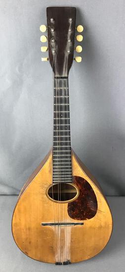 Antique 1905 C.F. Martin & Co. Mandolin