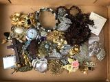 Costume Jewelry w/ 60's Era Inspiration
