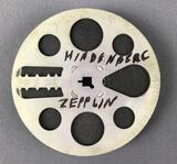 Hindenburg Zeppelin Film Reel